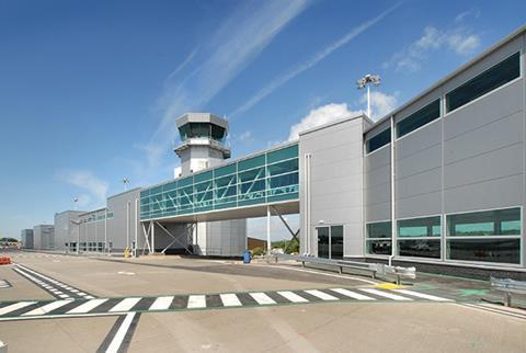 The BMS that Schneider Electric installed at Bristol airport uses open protocol technology to integrate access, control and monitoring systems into one network
