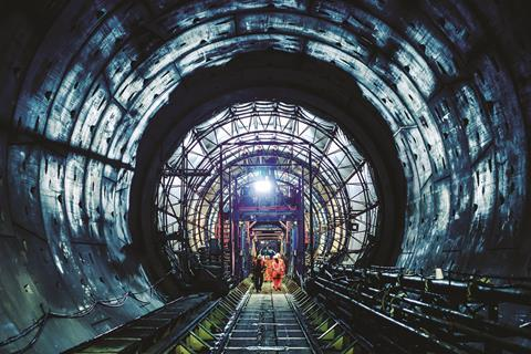 Lee Tunnel