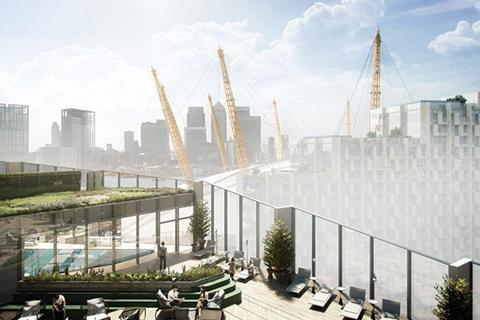 Greenwich Peninsula: In the docks | Features | Building