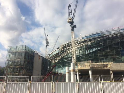 Tottenham Stadium 14 Aug 2018 12
