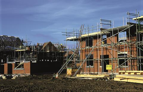 House building © alamy