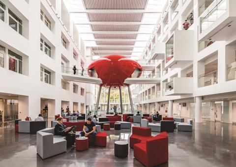 Bmag0055 donald the spark building  southampton solent university 6