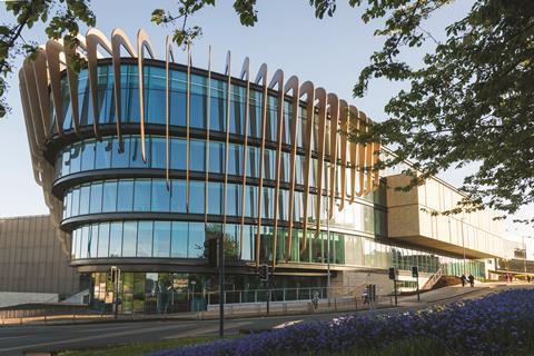 Bmag0071.03 muscas oastler building at university of huddersfield mor 1 new
