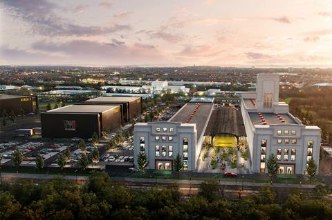 ShedKM's proposals for the Littlewoods Building in Liverpool