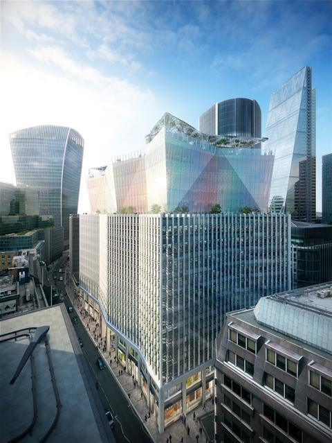 10 Fenchurch - Eric Parry