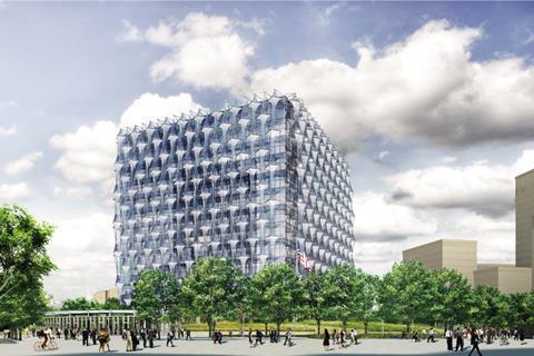 New US Embassy
