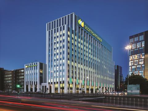Scottish power hq