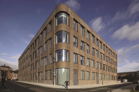 Hiscox Building in York