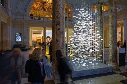 The signing tree at the v&a by es devlin victoria and albert museum london (14)