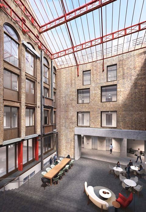 Farmiloe building internal