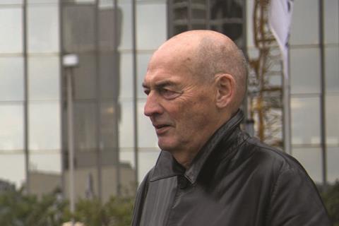 Rem Koolhaas in Berlin 02 May 2017
