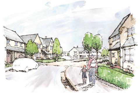 Meadowfort Grange sketch
