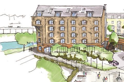 Concept for Bath scheme