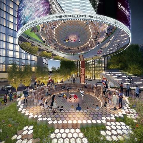 epr architects the iris
