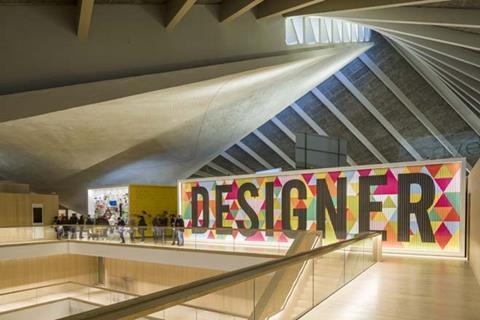 New Design Museum Raising The Roof Features Building