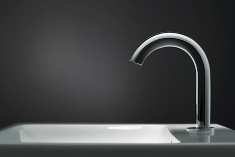 Geberit tap system