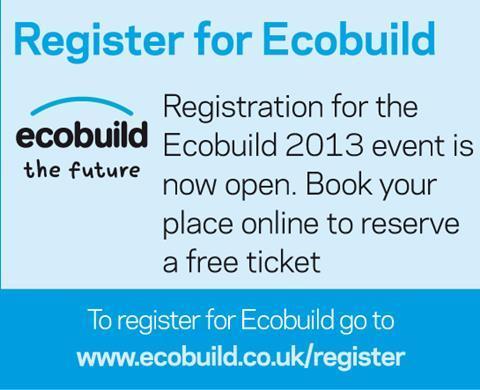 Ecobuild online stories