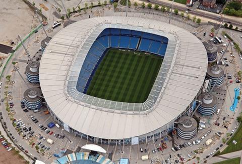 The City of Manchester / Etihad Stadium
