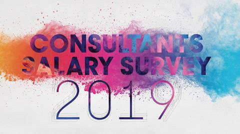 Consultants' salary survey 2019: what is your role worth