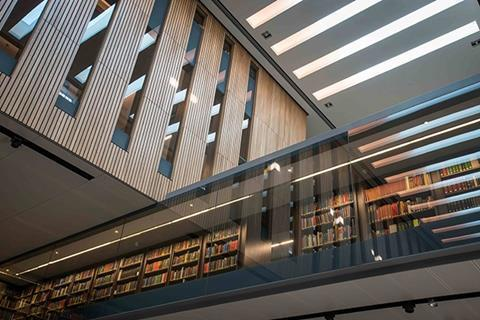 Weston Library, Oxford - by Wilkinson Eyre
