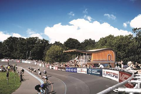 Conamar appointed to Herne Hill Velodrome revamp