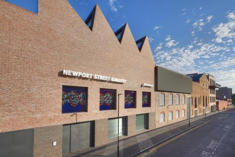 Caruso St John - Newport Street Gallery
