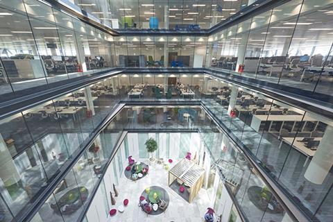 SSE fit out by Como in Reading