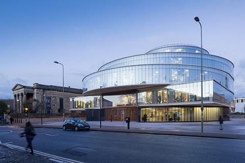 Blavatnik School of Government, Oxford - by Herzog&de Meuron