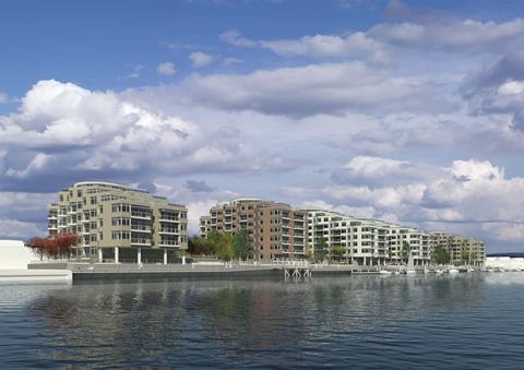 Green light for Free Wharf in Shoreham 1 %5bImage credit - CZWG Architects%5d