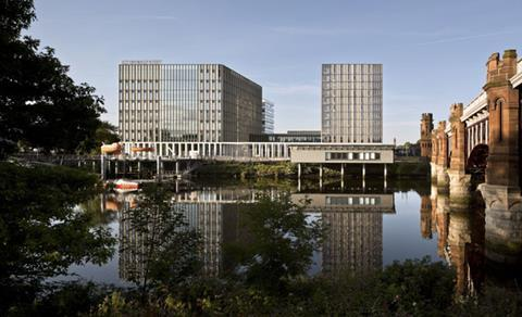 City of Glasgow College, Riverside Campus by Michael Laird Architects and Reiach and Hall Architects