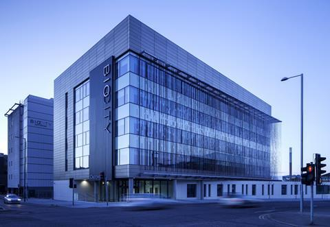 Discovery building at BioCity Nottingham