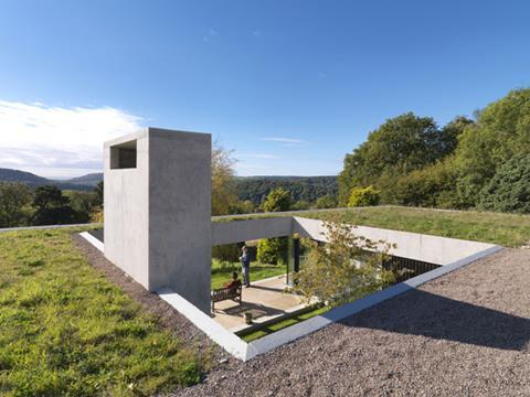 OutHouse in Forest of Dean, Glos, by Loyn and Co
