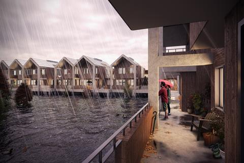 Resilience to Flooding © The Environmental Design & JTP