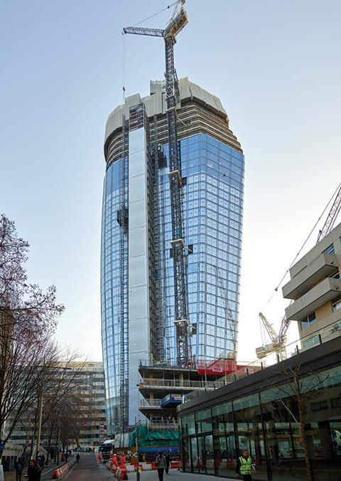 One Blackfriars Second Time Around Features Building