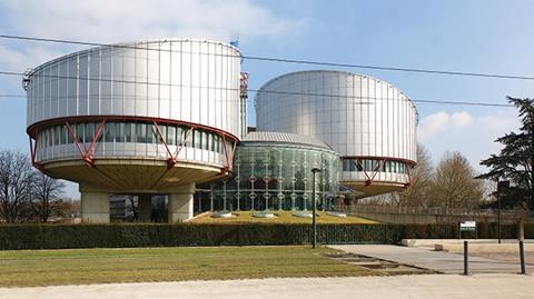 European Court of Human Rights, Strasbourg, France