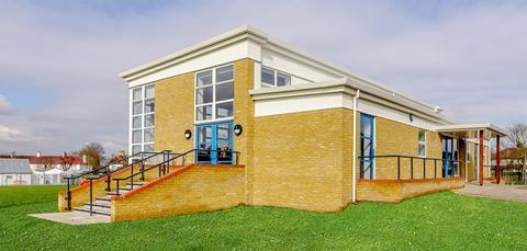 School Hall at St James the Great by TG Escapes