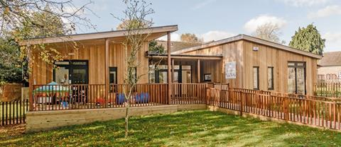 Eco nursery at St Francis School by TG Escapes