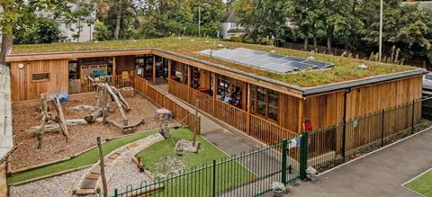 Bickley Park Nursery by TG Escapes