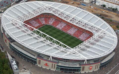 Emirates stadium severfield