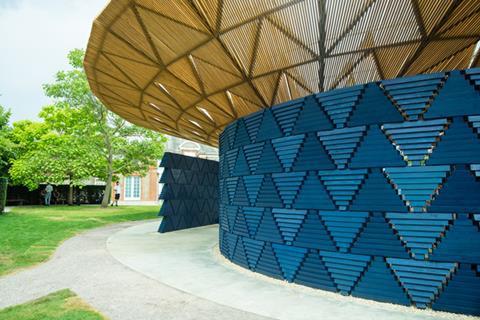 Serpentine Pavilion 2017 2