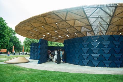 Serpentine Pavilion 2017 3