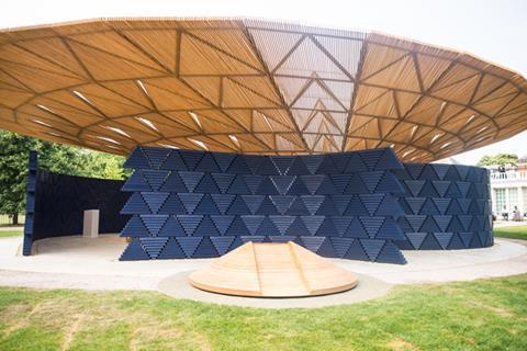 Serpentine Pavilion 2017 5