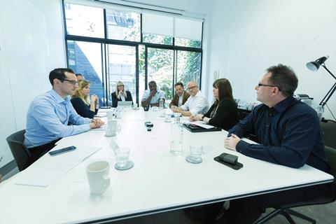 Roundtable: digitally inclined | Features | Building