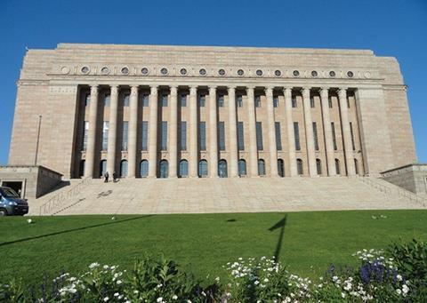 Parliament House, Finland