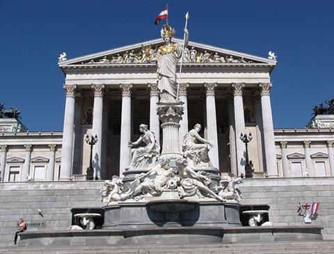 Parliament Building, Austria