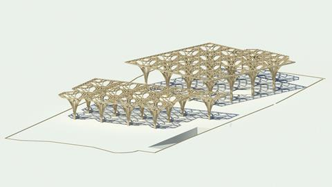 03 tree structure and roof