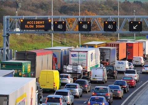 Infrastructure: highways maintenance