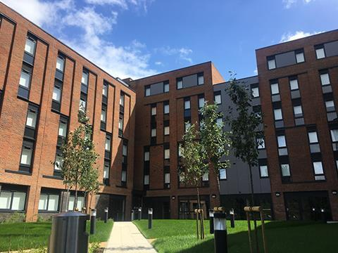 Riverside Way student accommodation in Winchester