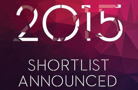 Building Awards 2015 shortlist