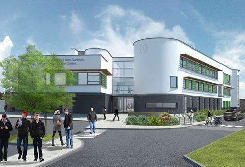 Ireland hospital